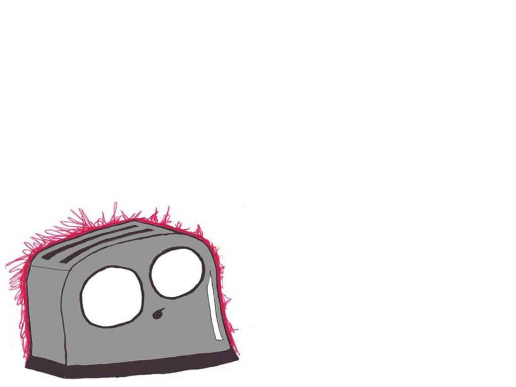 brave little toaster wp. by blind-faith