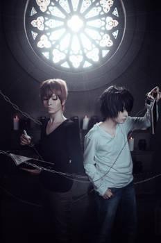 Death Note - antagonism