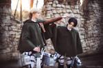 Cosband WTF People - Levi, Erwin