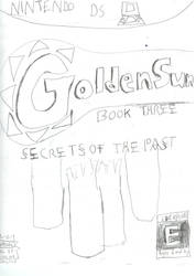 Golden Sun Book 3: For the DS by ChicagoPKMNfan