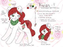 Vivian Official Ref Remake