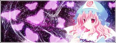 Yuyuko Sygnature by Siara013