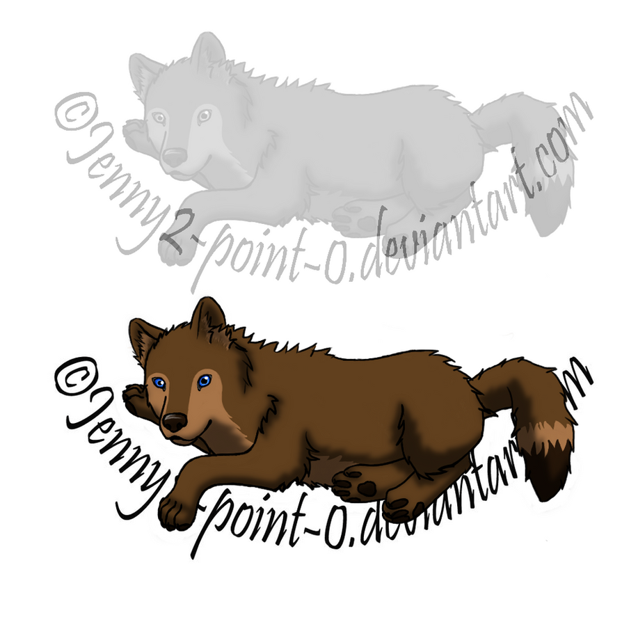 My logo by Jenny2-point-0