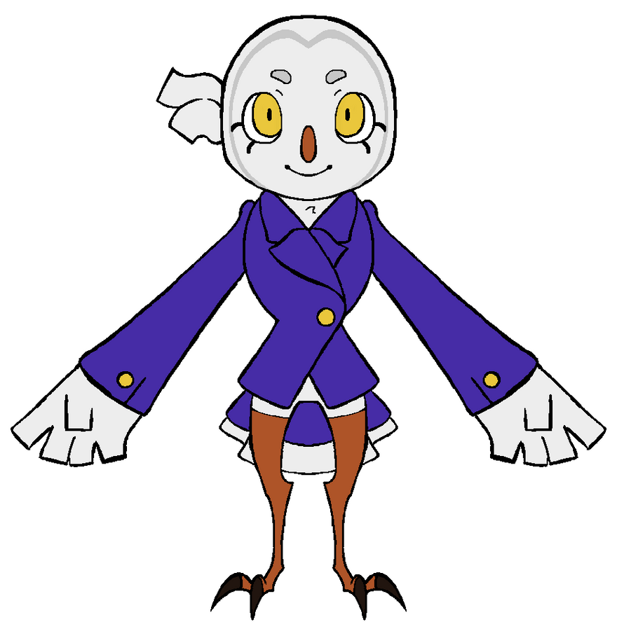 Owlivia Concept By Dedulus On Deviantart