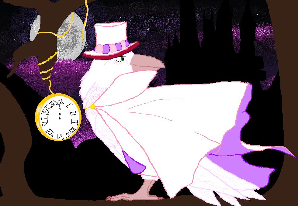 ANE Mephisto Pheles Raven by RainDreamSezMeow