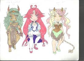 Adopts TAKEN by kana-kana