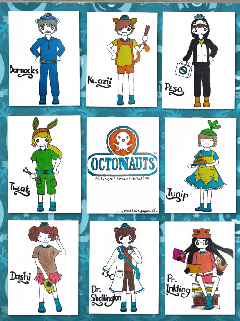octonauts coloring pages redcabworcester redcabworcester