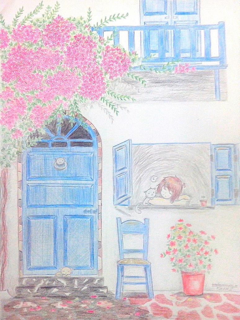 Ena isicha kiriaki/ A quietly Sunday by Monokanguyen