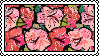 Flowery stamp by Monokanguyen