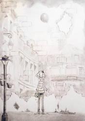 Hetalia: Lost by Monokanguyen