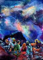 Stargaze by AstaQte