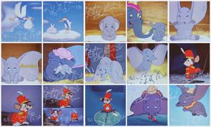 Disney's Dumbo (all icons)