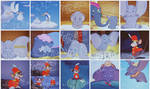 Disney's Dumbo (all icons)