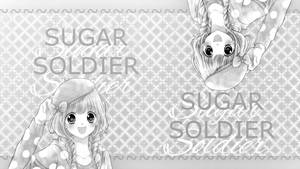 SugarSoldier (grey vr.) (wallpaper)