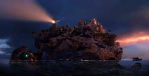 Island Caravan