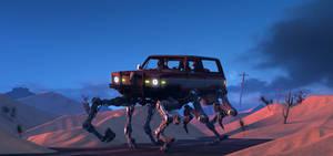 Desert - Crawler