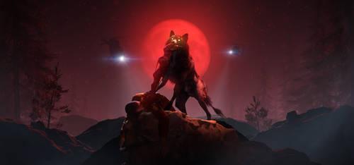 SCP - [REDACTED], Codename: 'Doggo' by TeslaMen