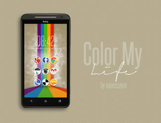 Color My Life by vanessaem