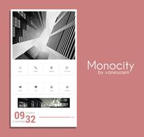 Monocity by vanessaem
