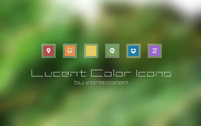Lucent Color Icons