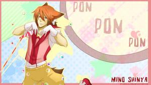 Mino: PONPONPON by handbeer