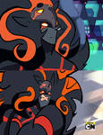 Obsidian The Hedgehog