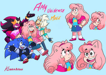 Amy the movie :3  by klaudiapasqui
