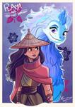 Raya and the last dragon :)