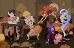 Halloween 2018 - Ghoul School Pumpkin Party