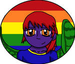 Homosexual Iggy by fictionalpride