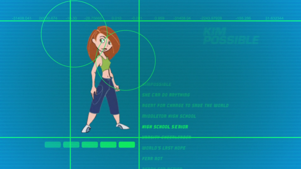 Kim Possible S01 Telegraph