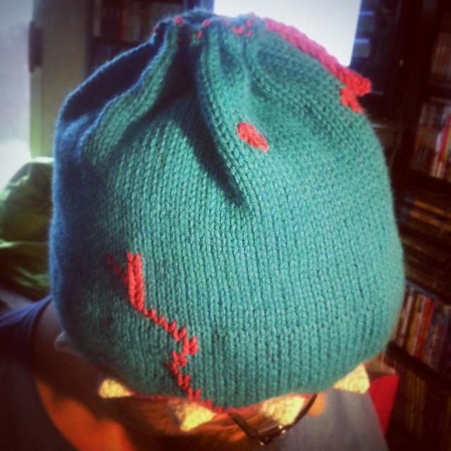 Party Bug Hat by Krysa-Mae