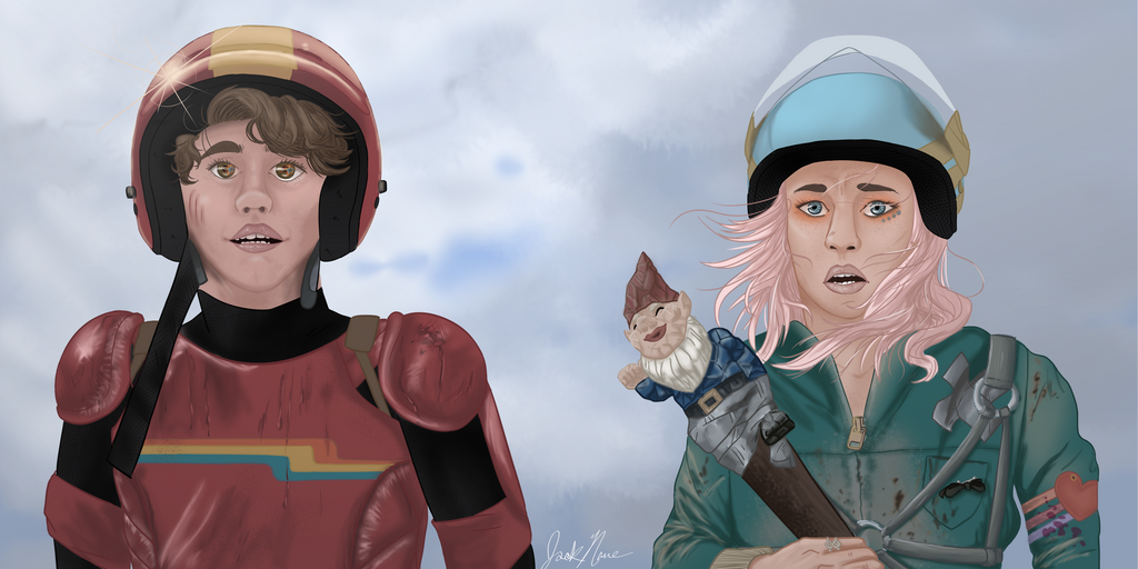 TURBO KID by satme97