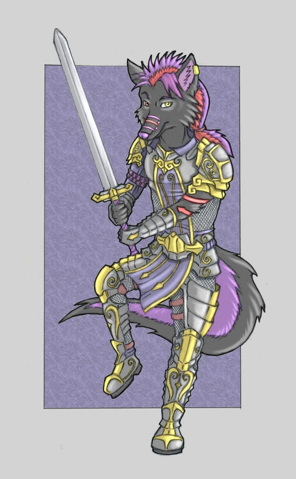 Ruwrak's Dusk Armor by 7THeaven