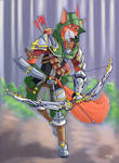 Disney's Robin Hood - The Dark Ages