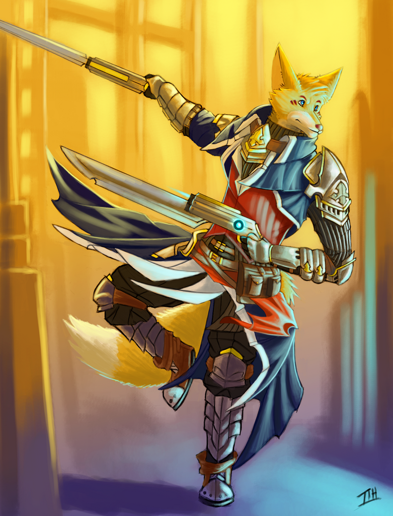 Vangard - Battle At Amberfall by 7THeaven