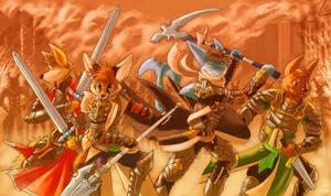 Champions Of Ardor