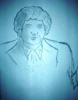 The Sixth Doctor by Pendragon-007
