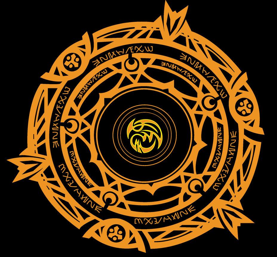 Ginásio de Esportes Phoenix_s_magic_circle_by_joony01-d6mp5or