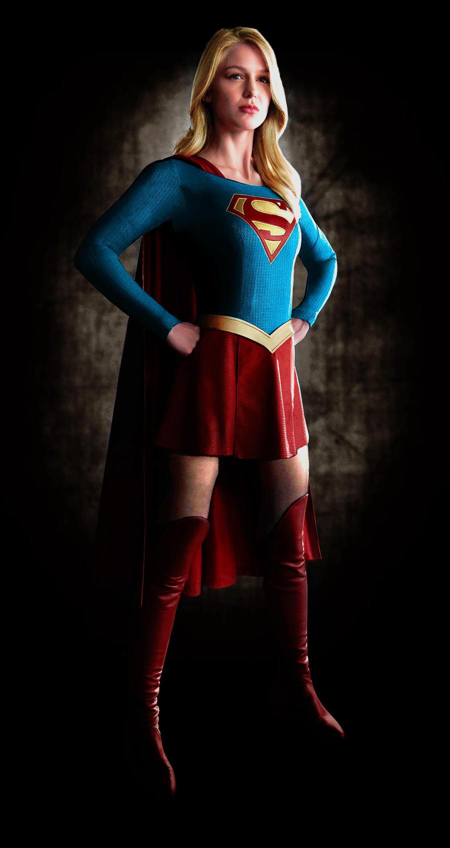 Are Supergirl melissa benoist xxx