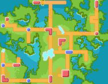 Pokemon Gen IV region by Airceltrai