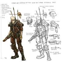 kombat-unit Urdeshi armor Ref by TD-Vice
