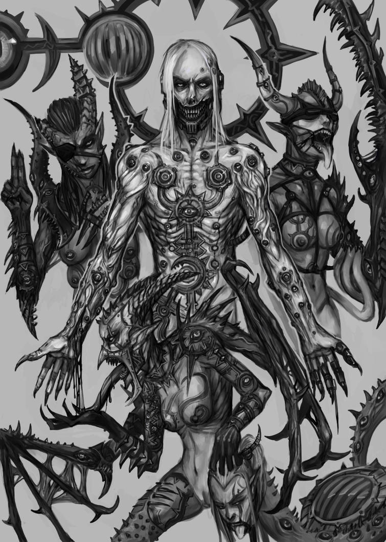 [W40K] Collections d'images diverses - Volume 2 - Page 2 We_come_in_pain_by_torture_device-d5pl8wq