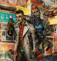 Wired Flesh: Drone Commander