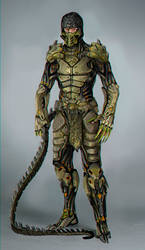 Reptile MK X