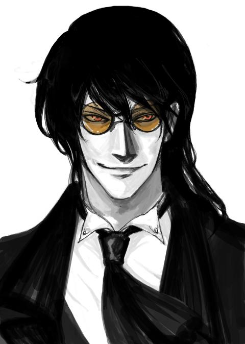 Vampire Alucard by kaoringVampire Alucard