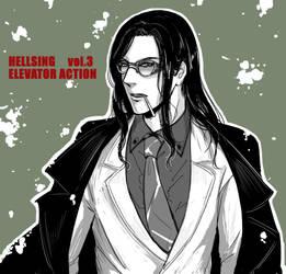 Alucard by kaoring