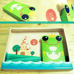 Frog Prince 3D Picture