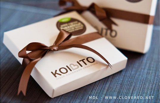 Koibito Chocolate Box by dolosan