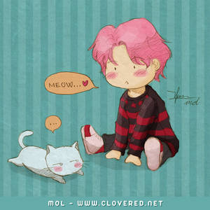 GD with cat